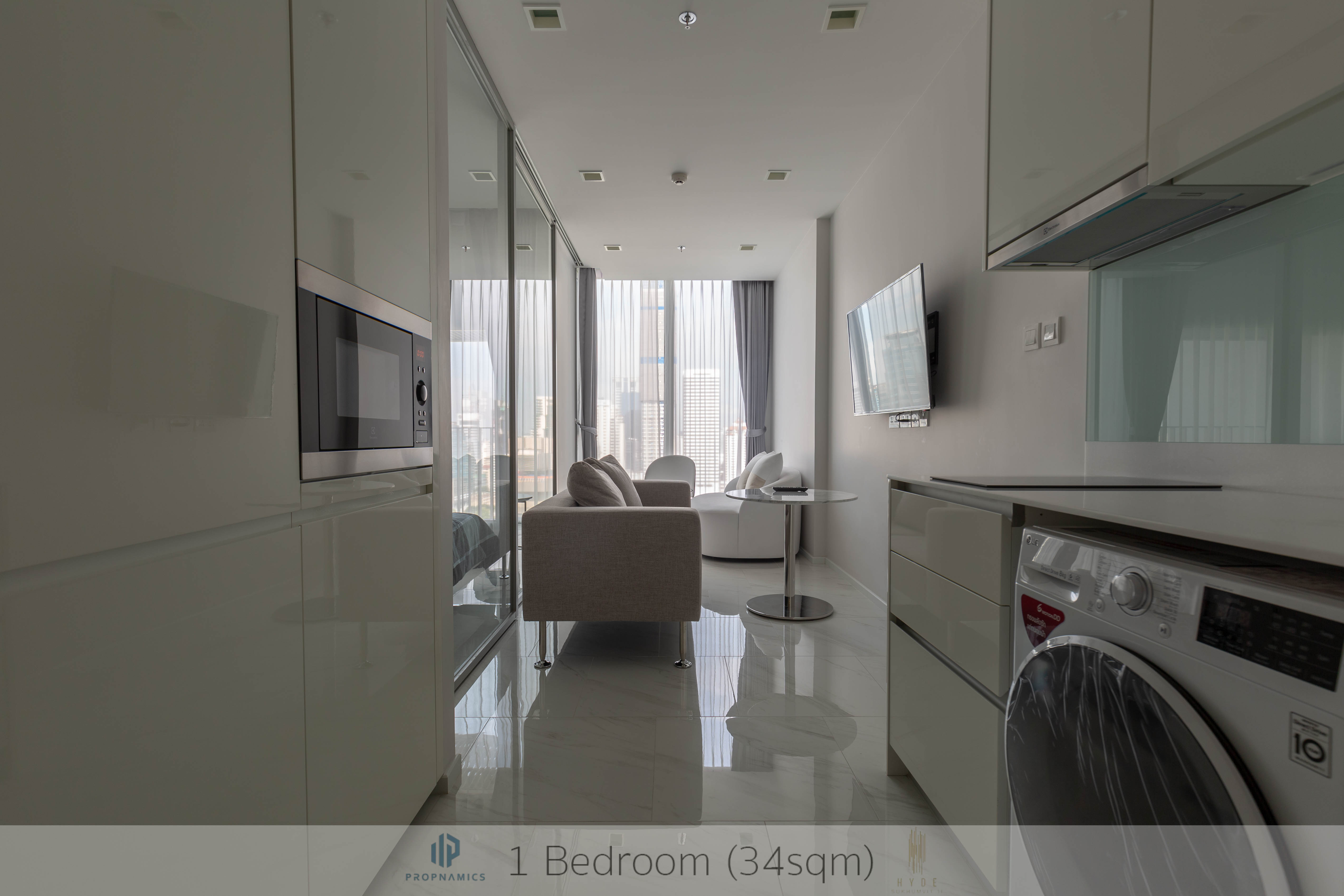 1 Bedroom @ HYDE Sukhumvit 11-26