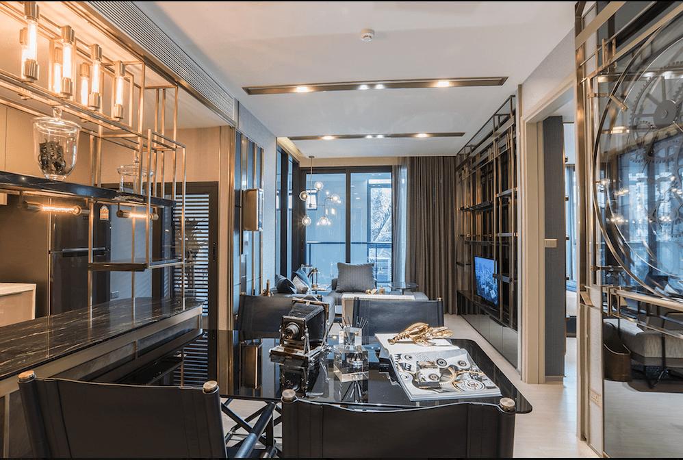one9five showroom flat